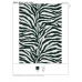 Made to Order Custom Made Zebra Tibetan Area Rug 10' x 14' Hand Knotted in Nepal