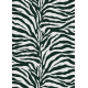Made to Order Custom Made Zebra Tibetan Area Rug 10' x 14' Handmade in Nepal